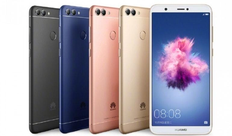 Huawei p smart colours