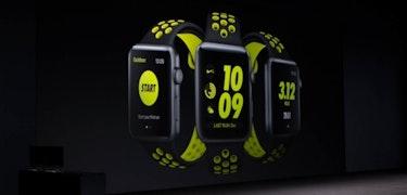 Apple Watch Nike+ hands-on
