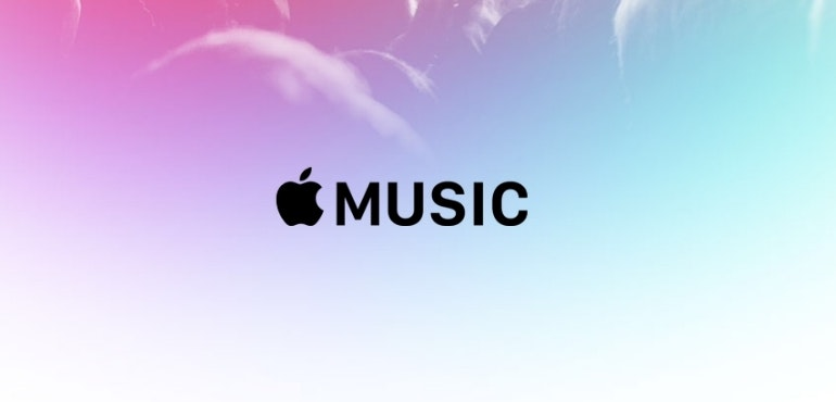 Apple Music hero