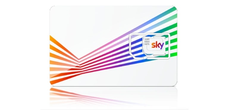 Sky Mobile SIM card