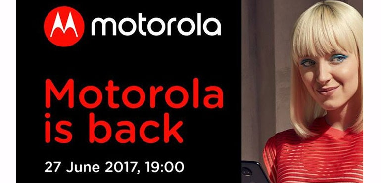 Moto Z2 set for 27th June launch