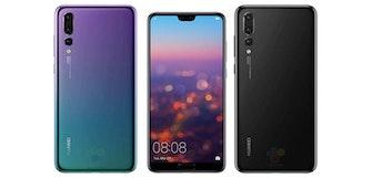 Huawei P20 Pro specs leak ahead of launch