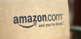 Amazon one-day-only offer gets you £10 off when you spend £50