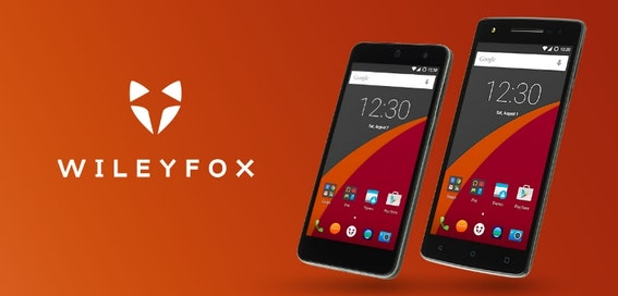 Wileyfox's Naeem Walji on how they make their phones stand out