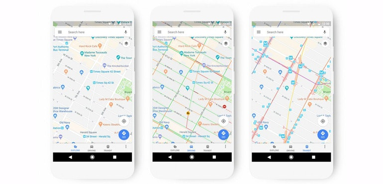 how to get google maps to talk on iphone 4