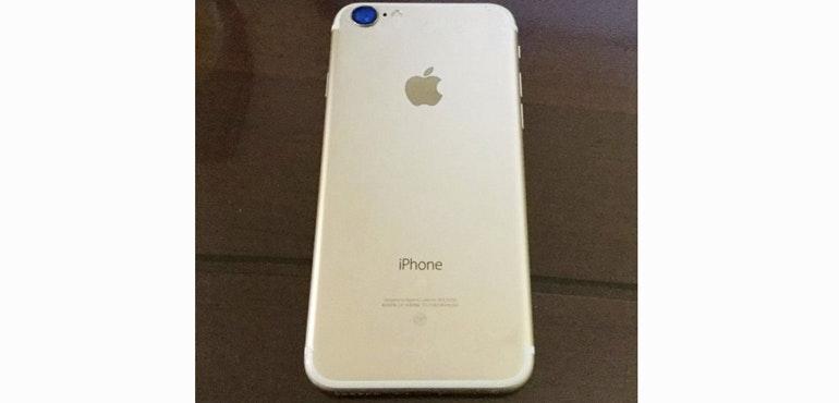 iphone 7 assembled