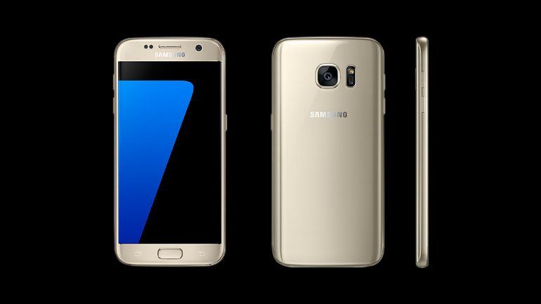 Samsung Galaxy S7 Triplicate