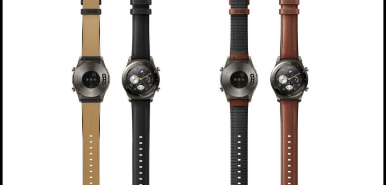 Huawei Watch 2 announced with sports skills and 4G connectivity