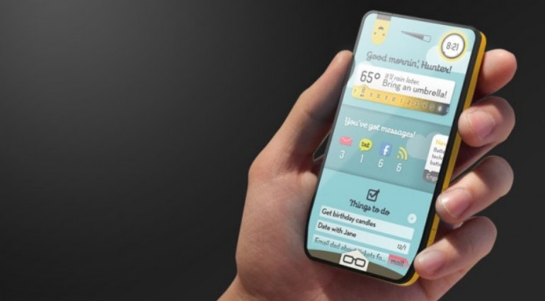 Modai concept phone
