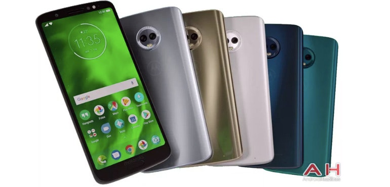 Moto G6 range set for May release