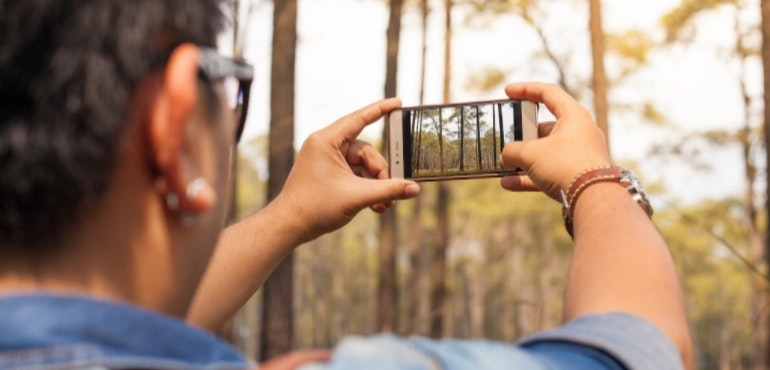 How to take great photos of natural landscapes with your smartphone