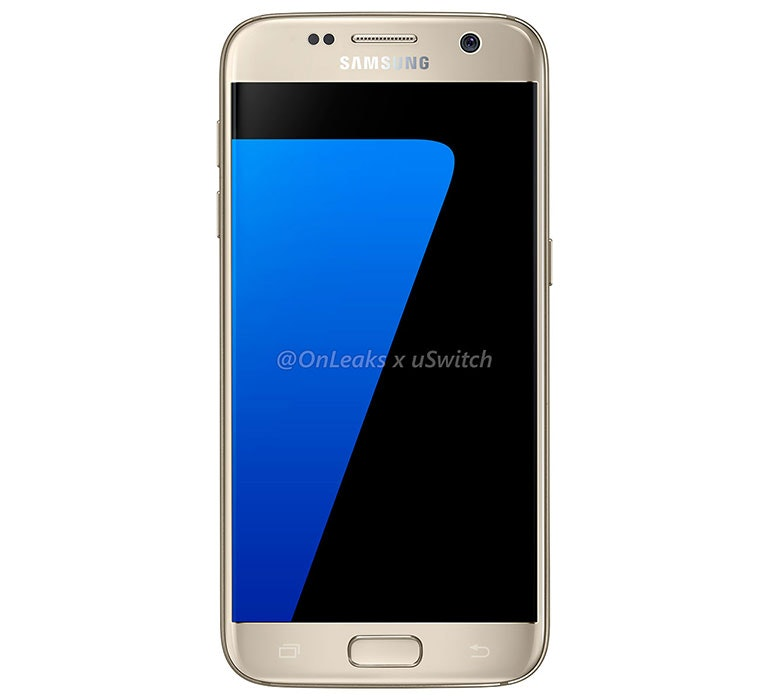 Gold-GS7-front