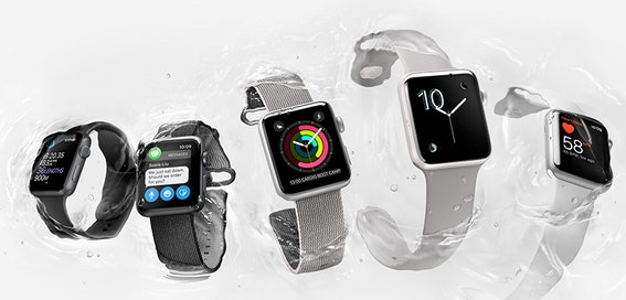 Apple Watch Series 2 no longer available
