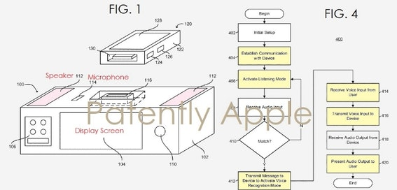 Apple readying iPhone smart dock with in–built Siri access