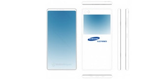 Samsung plotting rear screen for future Galaxy smartphones