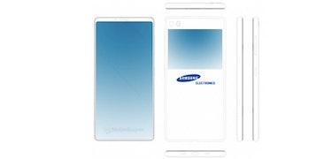 Samsung plotting rear screen for future Galaxy smartphones
