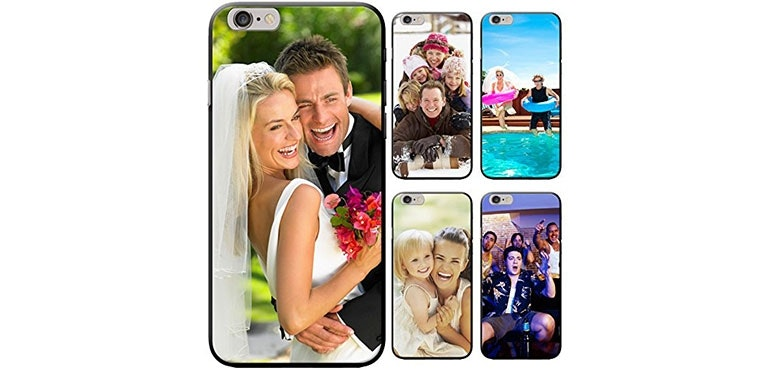 Personalised photo phone case PS