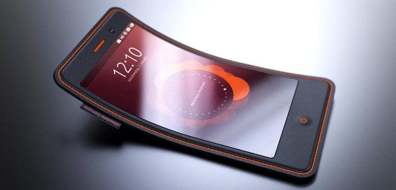 flexbile smartphone