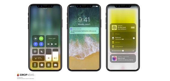iPhone 8 software reveals how it'll will work without home button